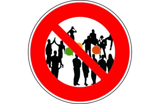 Bauverein Kettwig: Keine privaten Feiern abhalten!