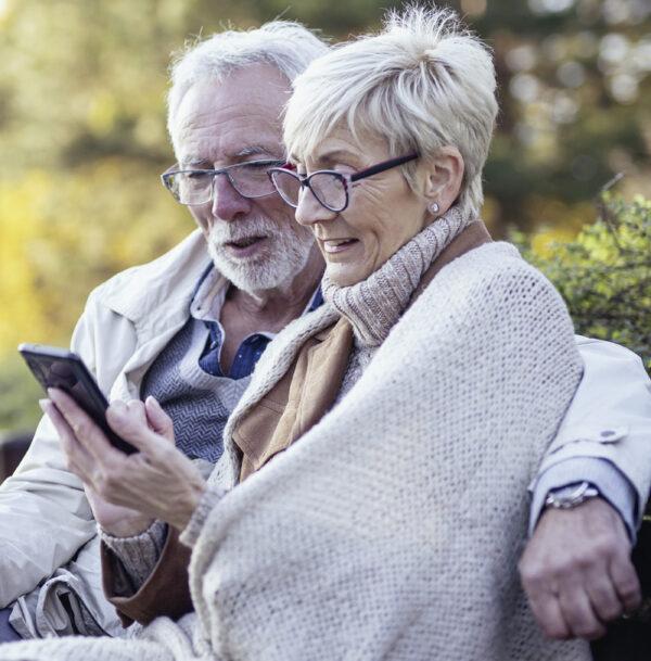 Gesundheits-App für Senioren